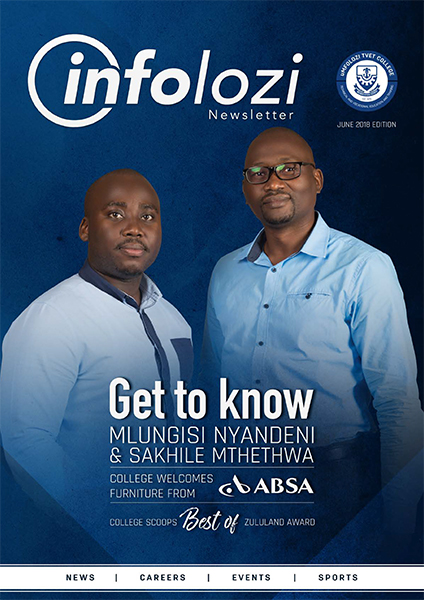 uMfolozi TVET College June 2018 Newsletter